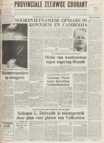 Provinciale Zeeuwse Courant 1972-04-25