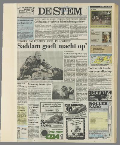 de Stem 1991-03-02