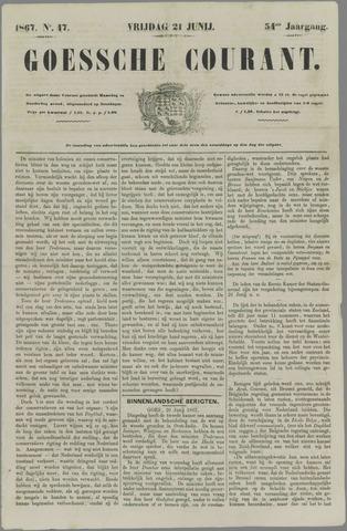 Goessche Courant 1867-06-21