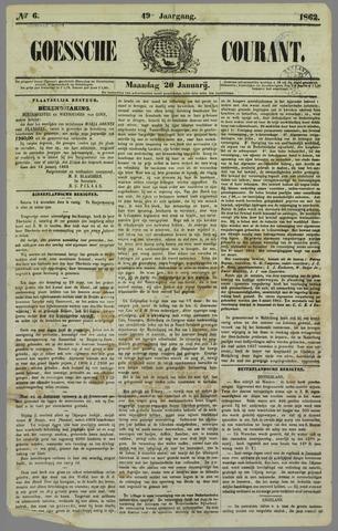 Goessche Courant 1862-01-20