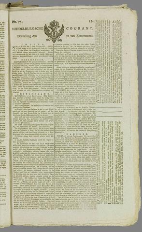 Middelburgsche Courant 1810-06-21
