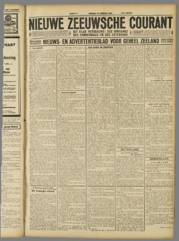 Nieuwe Zeeuwsche Courant 1928-02-28