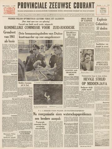 Provinciale Zeeuwse Courant 1965-11-01