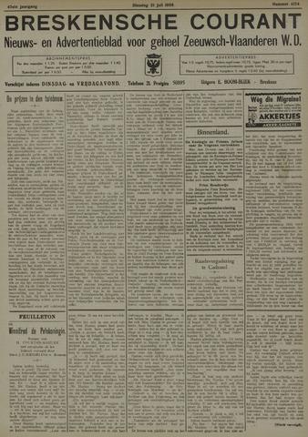 Breskensche Courant 1936-07-21