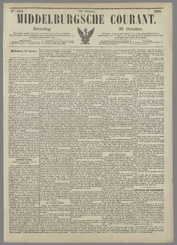 Middelburgsche Courant 1895-10-26