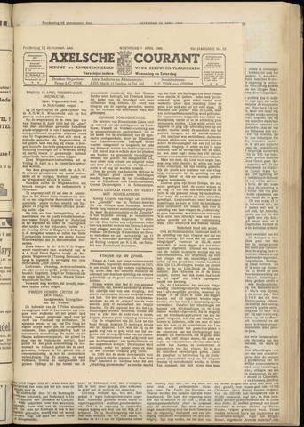 Axelsche Courant 1948-04-07