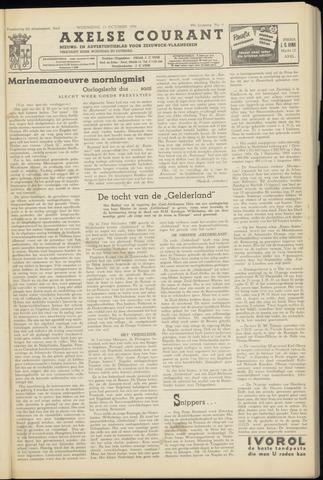 Axelsche Courant 1954-10-13