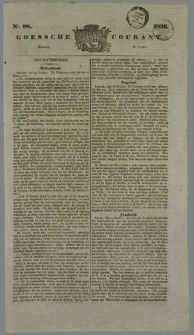 Goessche Courant 1836-10-31