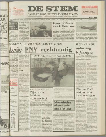 de Stem 1980-03-11