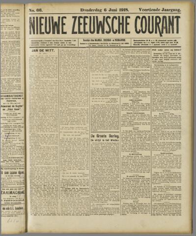 Nieuwe Zeeuwsche Courant 1918-06-06