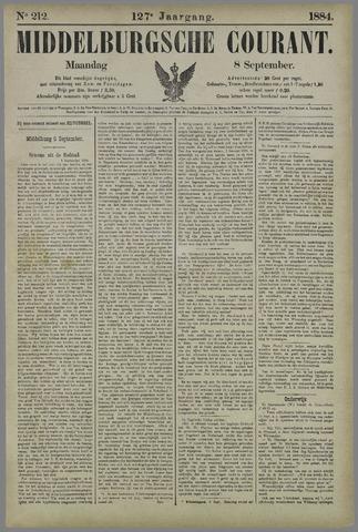 Middelburgsche Courant 1884-09-08
