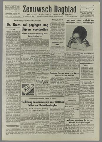 Zeeuwsch Dagblad 1956-07-07