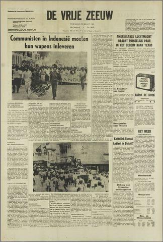 de Vrije Zeeuw 1966-03-16
