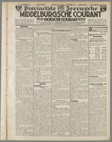 Middelburgsche Courant 1936-11-03