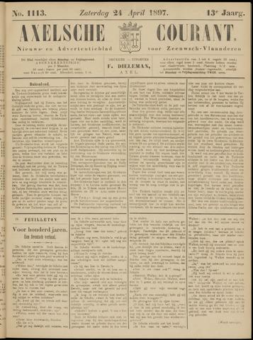 Axelsche Courant 1897-04-24