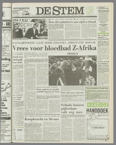 de Stem 1985-08-28