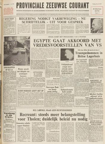 Provinciale Zeeuwse Courant 1970-07-24