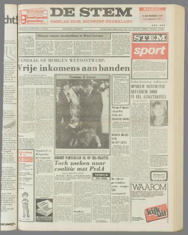 de Stem 1977-11-14
