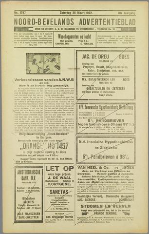 Noord-Bevelands Nieuws- en advertentieblad 1932-03-26