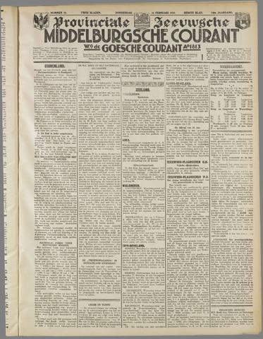 Middelburgsche Courant 1937-02-11