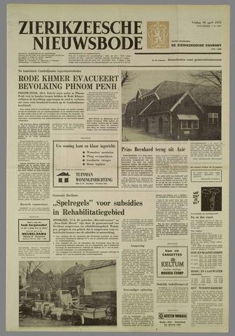 Zierikzeesche Nieuwsbode 1975-04-18