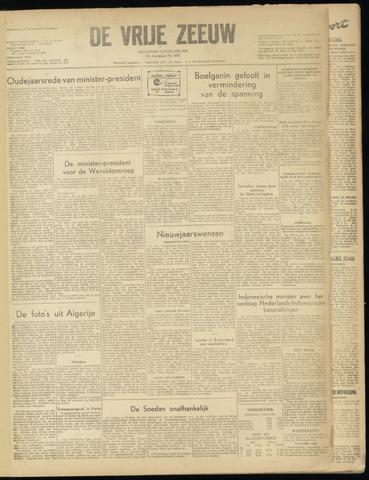 de Vrije Zeeuw 1956-01-02
