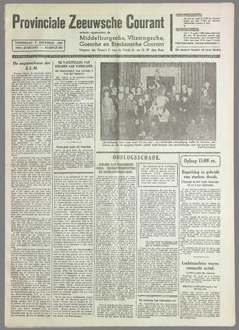 Provinciale Zeeuwse Courant 1940-12-05