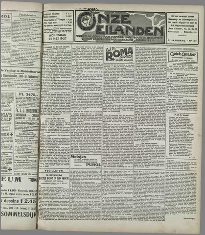 Onze Eilanden 1927-05-25