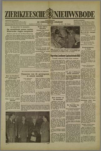 Zierikzeesche Nieuwsbode 1952-10-20