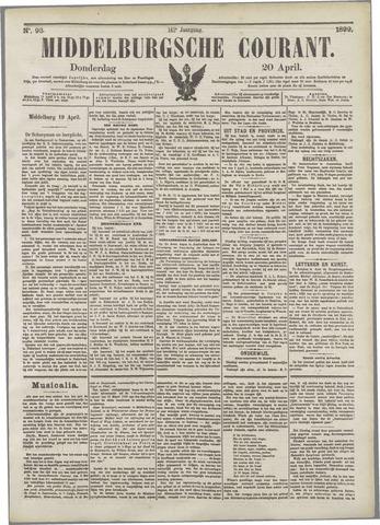 Middelburgsche Courant 1899-04-20