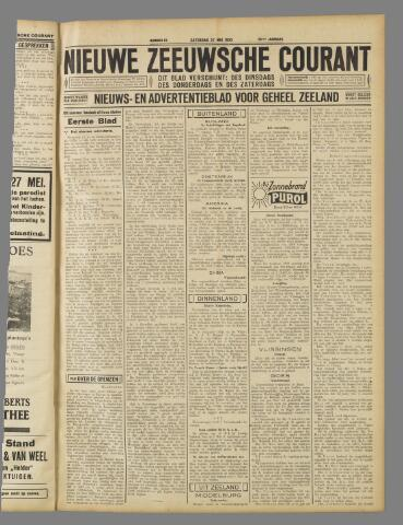 Nieuwe Zeeuwsche Courant 1933-05-27