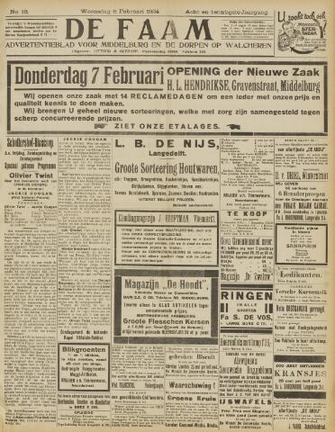 de Faam en de Faam/de Vlissinger 1924-02-06