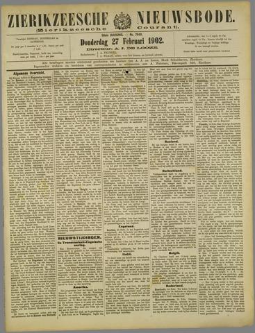 Zierikzeesche Nieuwsbode 1902-02-27