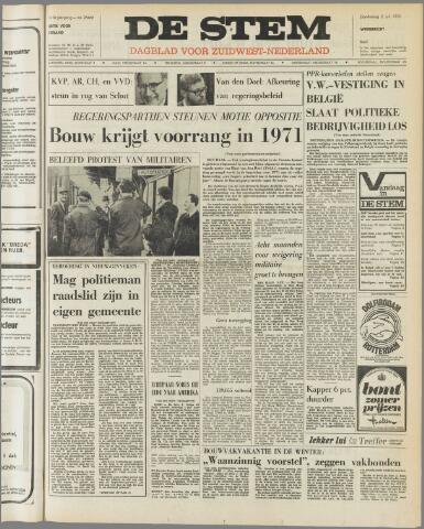 de Stem 1970-07-02