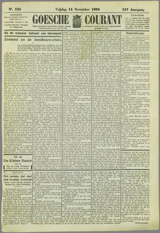 Goessche Courant 1930-11-14