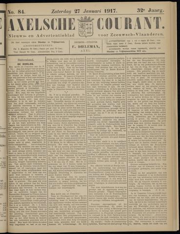 Axelsche Courant 1917-01-27