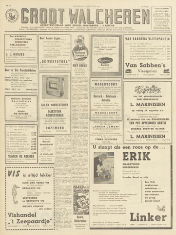Groot Walcheren 1964-08-27