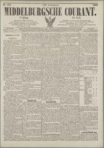 Middelburgsche Courant 1895-07-12
