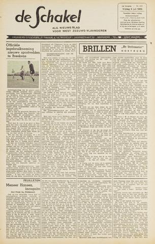 De Schakel 1965-07-09