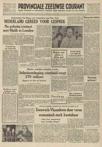 Provinciale Zeeuwse Courant 1962-02-07