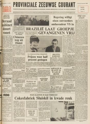 Provinciale Zeeuwse Courant 1969-09-06