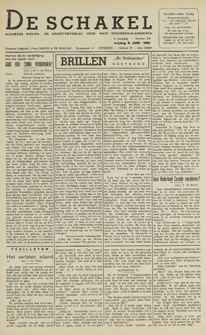 De Schakel 1951-06-08