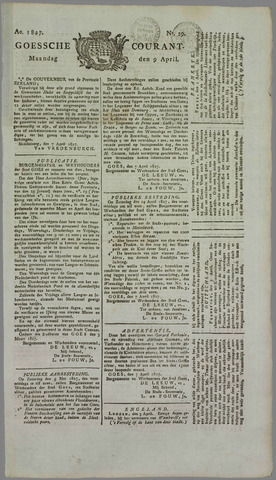 Goessche Courant 1827-04-09