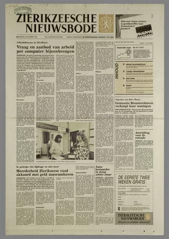 Zierikzeesche Nieuwsbode 1991-10-29