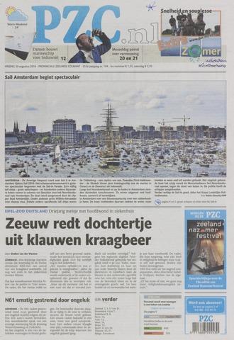 Provinciale Zeeuwse Courant 2010-08-20