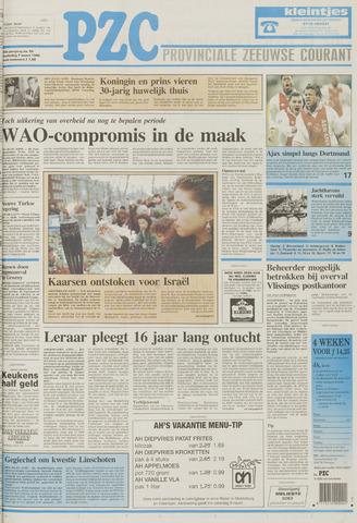 Provinciale Zeeuwse Courant 1996-03-07