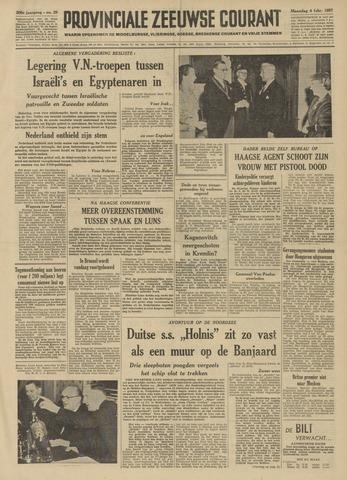 Provinciale Zeeuwse Courant 1957-02-04