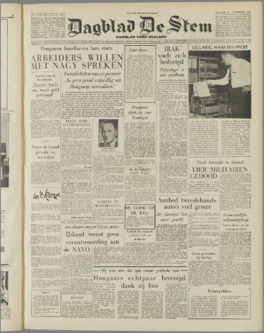 de Stem 1956-11-27
