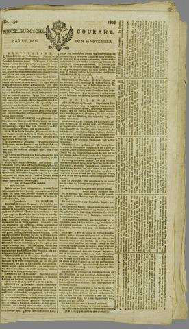 Middelburgsche Courant 1806-11-29