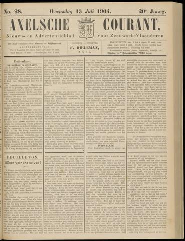 Axelsche Courant 1904-07-13